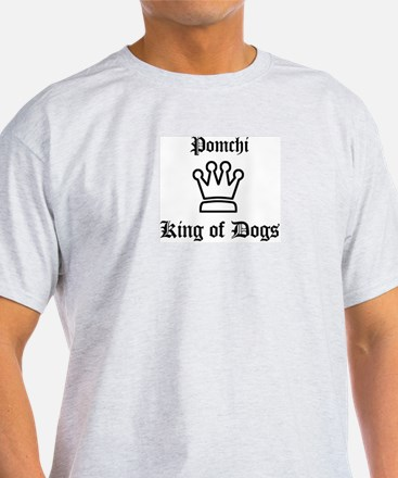 Pomchi - King of Dogs T-Shirt