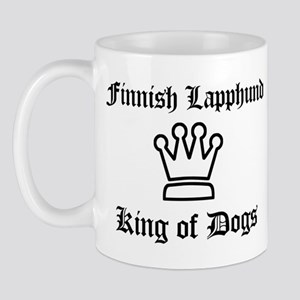 Finnish Lapphund - King of Do Mug