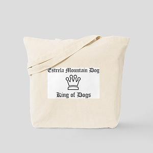 Estrela Mountain Dog - King o Tote Bag
