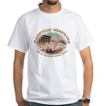 White Nashville Memories T-Shirt