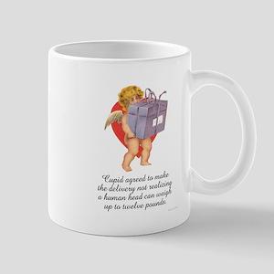 Cupid's Delivery 11 oz Ceramic Mug