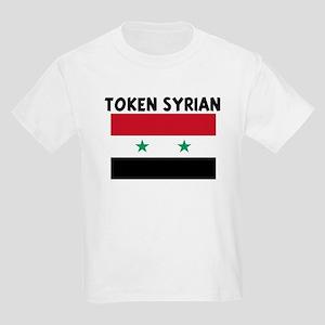 TOKEN SYRIAN Kids Light T-Shirt