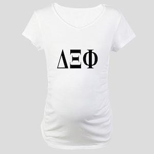 DELTA XI PHI Maternity T-Shirt