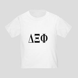 DELTA XI PHI Toddler T-Shirt
