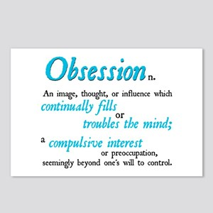 Defining Obsession Postcards (Package of 8)
