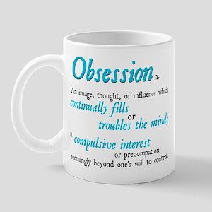 Defining Obsession Mug