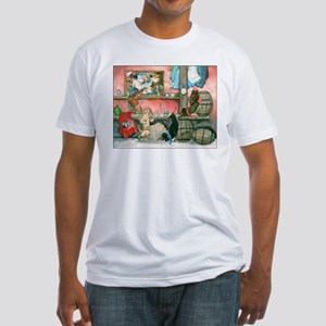 Pirate's Life Fitted T-Shirt