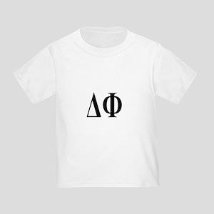 DELTA PHI Toddler T-Shirt