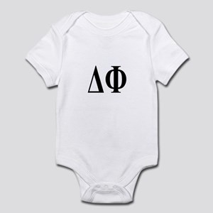 DELTA PHI Infant Bodysuit