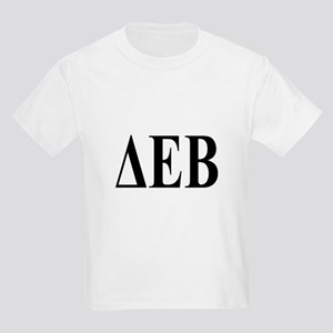 DELTA EPSILON BETA Kids Light T-Shirt