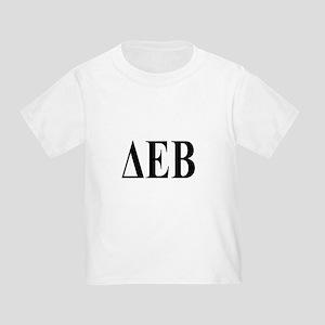DELTA EPSILON BETA Toddler T-Shirt