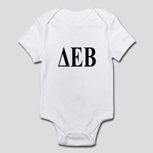 DELTA EPSILON BETA Infant Bodysuit