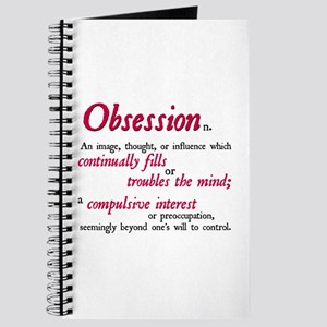 Defining Obsession Journal