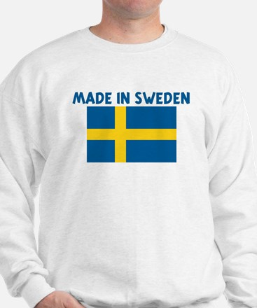 MADE IN SWEDEN Sweatshirt