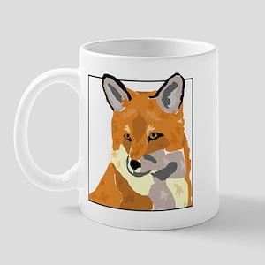 Fox Box Mug