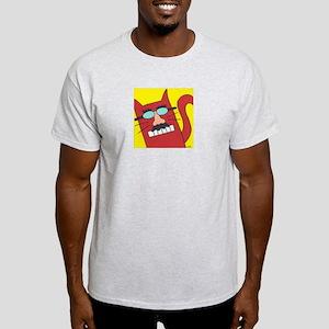 Groucho Cat Light T-Shirt