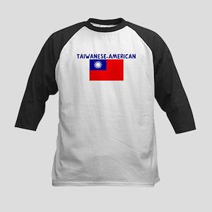TAIWANESE-AMERICAN Kids Baseball Jersey