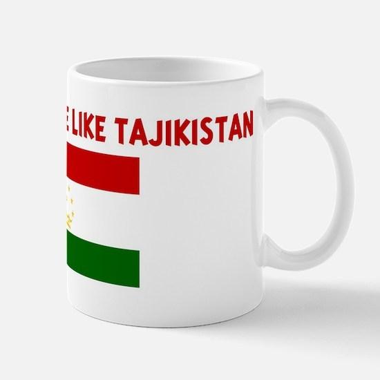 THERE IS NO PLACE LIKE TAJIKI Mug