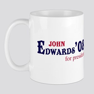 John Edwards for president 08 Mug