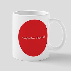 (expletive deleted) 11 oz Ceramic Mug