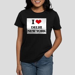 I love Delhi New York T-Shirt