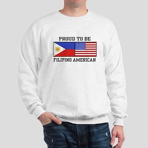 Proud Filipino American Sweatshirt