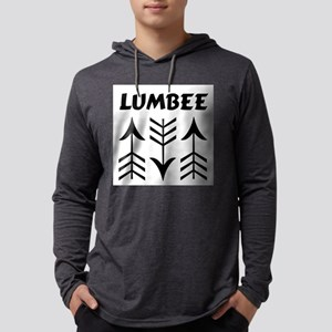 LUMBEE 3 Arrows (BW) Long Sleeve T-Shirt