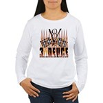 3 DEUCE Women's Long Sleeve T-Shirt