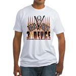 3 DEUCE Fitted T-Shirt