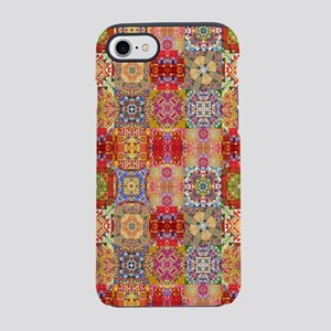 Special Patchwork Quilt iPhone 8/7 Tough Case