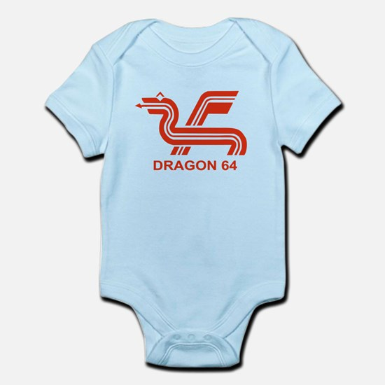 Dragon 64 Infant Bodysuit