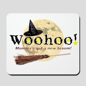 New Broom Mousepad