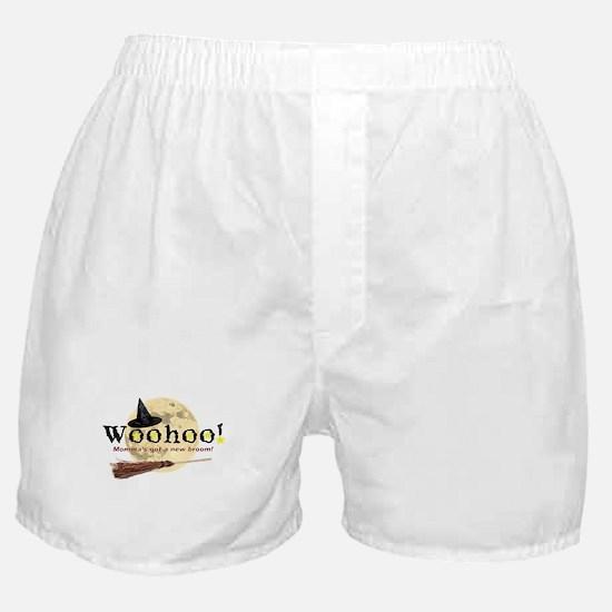 New Broom Boxer Shorts