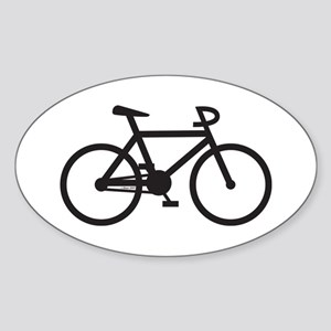 Klaar Bike Sticker (Oval)
