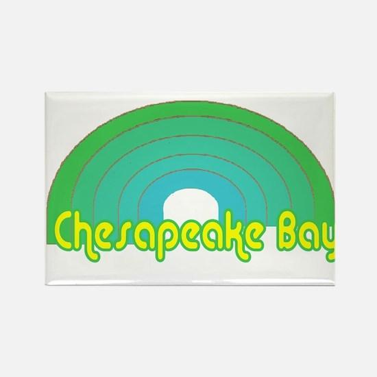 Chesapeake Bay Rectangle Magnet