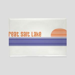 Great Salt Lake Rectangle Magnet