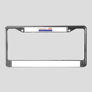 Great Salt Lake License Plate Frame