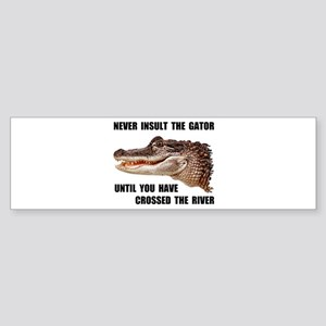 GATOR Bumper Sticker