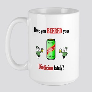 Dietician Large Mug
