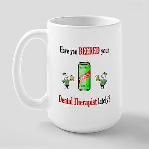 Dental Therapist Large Mug