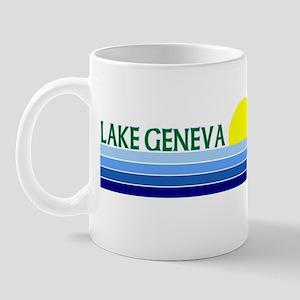 Lake Geneva Mug