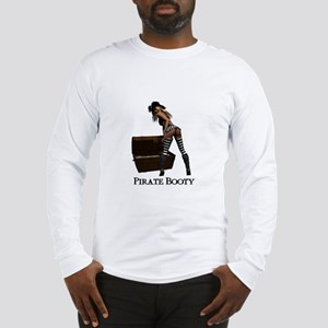 Pirate Booty Long Sleeve T-Shirt