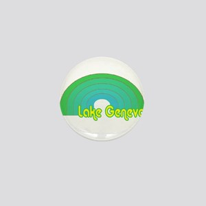 Lake Geneva Mini Button
