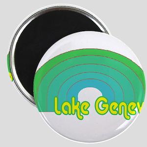Lake Geneva Magnet