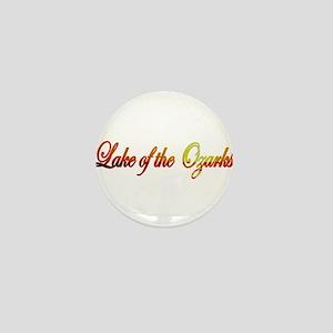 Lake of the Ozarks Mini Button