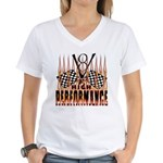 HIGH PERFORMANCE Women's V-Neck T-Shirt