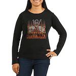 HIGH PERFORMANCE Women's Long Sleeve Dark T-Shirt