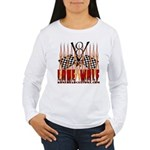 LONE WOLF Women's Long Sleeve T-Shirt