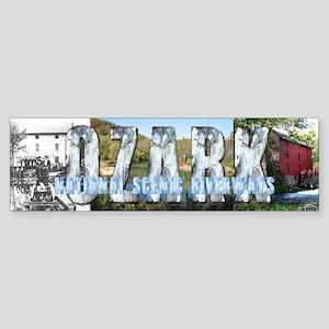 ABH Ozark Sticker (Bumper)