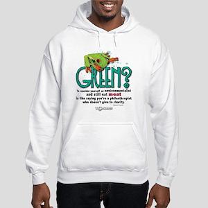 greenFrog Hooded Sweatshirt
